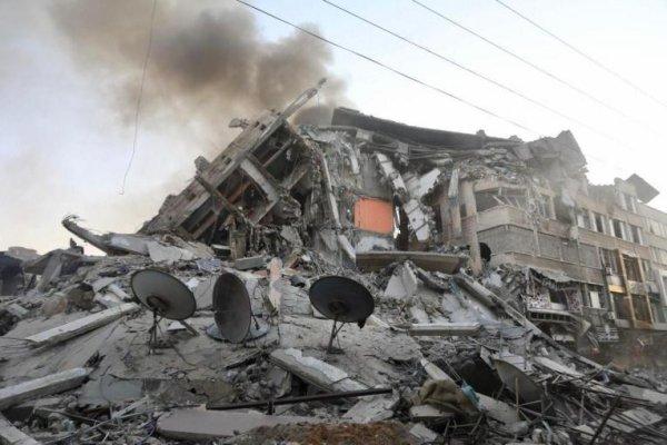 Gaza. Le bilan dramatique des destructions causées par les bombardements israéliens