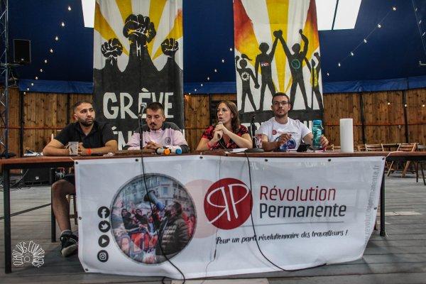 Meeting. Visages de la nouvelle génération ouvrière : « On ira jusqu'au bout pour faire la révolution »