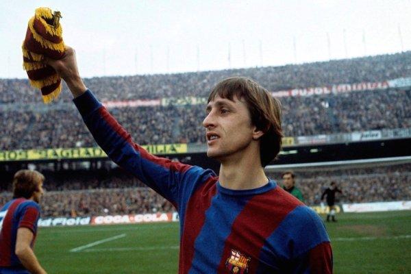 Johan Cruyff ou le football total