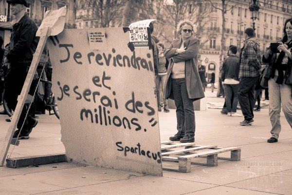 Nuit Debout, convergence des luttes : refaire 1789 ou Mai 68 jusqu'au bout ?