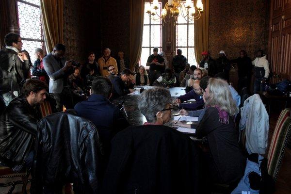 Conférence de presse. Révélations dans l'affaire de l'agression policière en gare de Saint-Denis