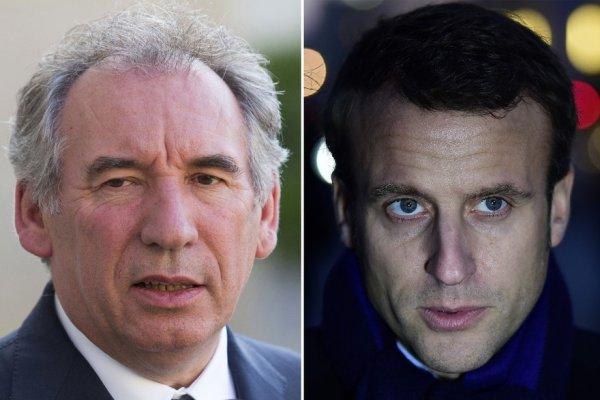Bayrou fait une « offre d'alliance » à Macron