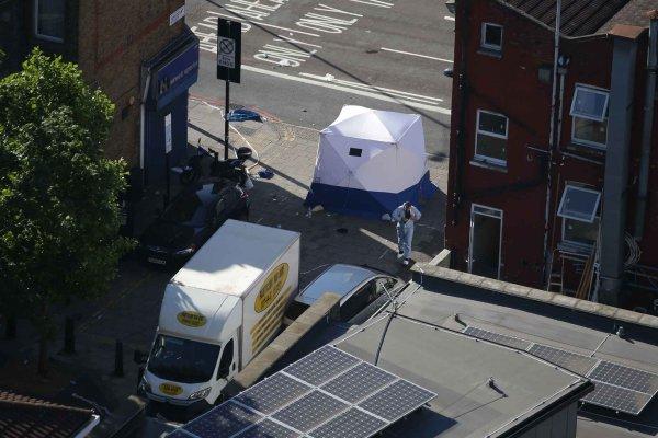 Grande-Bretagne. Une mosquée visée par un attentat