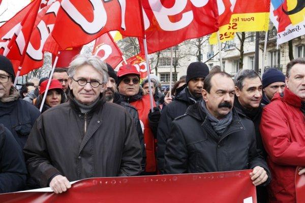 Prochaine date de mobilisation, le 16 novembre. Martinez veut-il vraiment gagner contre la loi travail ?
