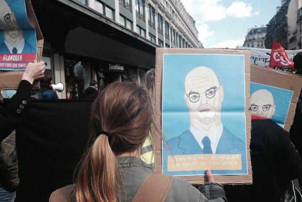 Répression après l'occupation de la DSDEN : la lettre des enseignants du collège Diderot (93)