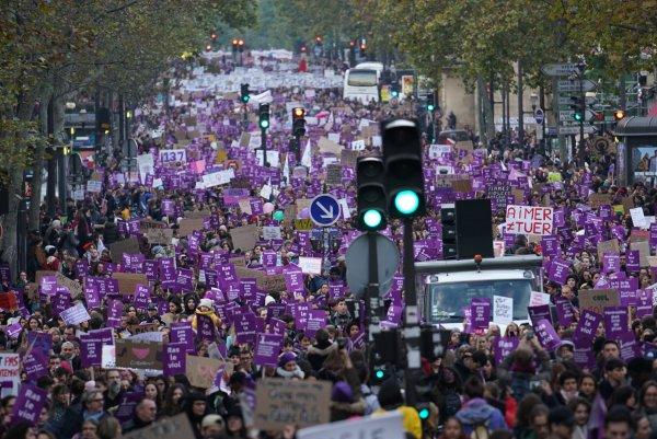 Contre toutes les violences faites aux femmes et la réforme des retraites, toutes dans la rue 5 décembre !