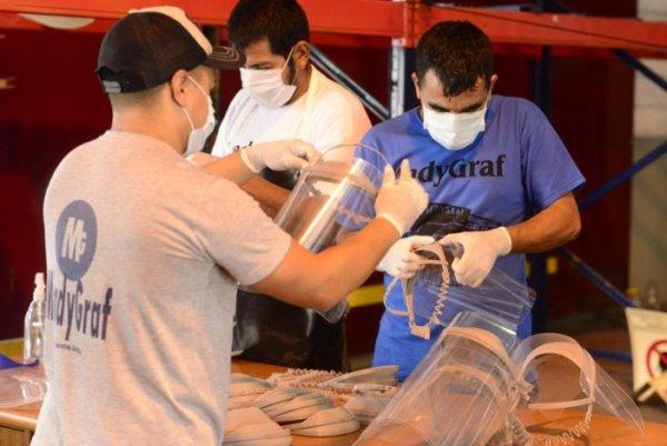 Débat en ligne avec des travailleurs argentins ayant reconverti leur usine sous contrôle ouvrier