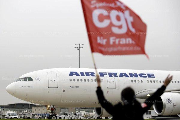 Grève à Air France : une nouvelle date de mobilisation aux côtés des cheminots annoncée