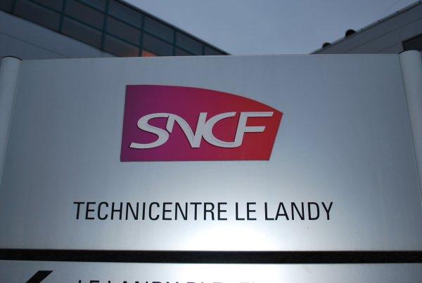 Un 1er jour de grève réussi au Technicentre SNCF du Landy