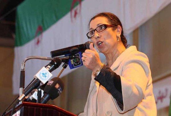 Algérie. Le régime arrête Louisa Hanoune, la secrétaire générale du PT : libération immédiate !
