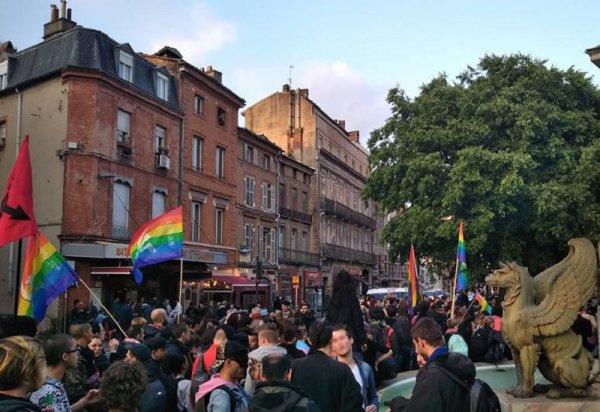Toulouse. 50 ans après Stonewall, marcher pour nos fiertés et contre la répression !