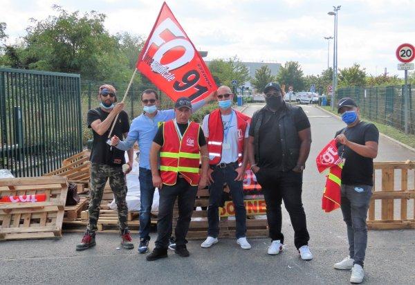 Usine à l'arrêt depuis plus d'un mois : la grève se poursuit à Bergams