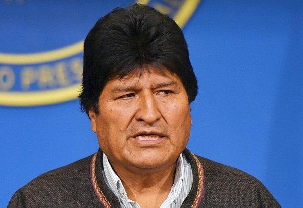 Bolivie. Le gouvernement putschiste veut faire emprisonner Evo Morales