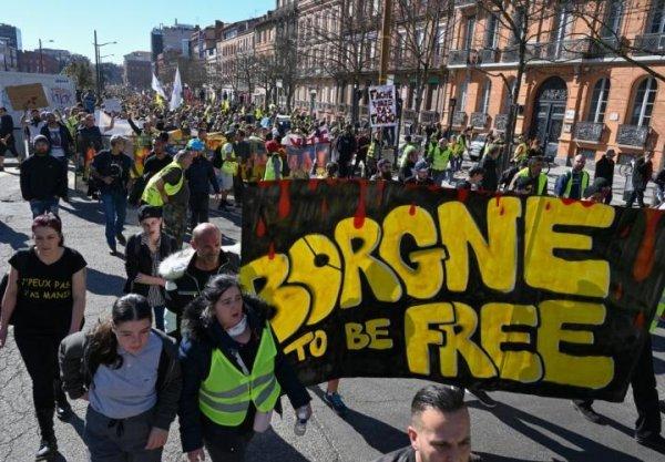 Toulouse. Malgré un saut dans la répression, les Gilets Jaunes défient la loi « anti-casseurs »