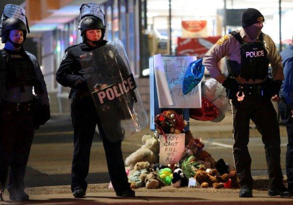 États-Unis. La Police a tué par balle près de 1000 personnes en 2017