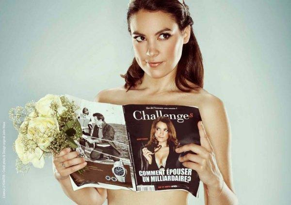 Audrey Vernon : « J'ai envie de donner envie de changer le monde... »