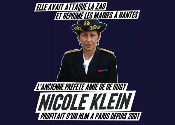 L'ancienne préfète de Nantes profitait d'un HLM à Paris !