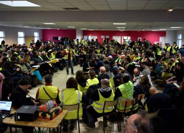 Assemblée des assemblées de Commercy : un pas en avant pour le mouvement