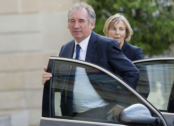 Bayrou et de Sarnez démissionnent du gouvernement : bye-bye le Modem