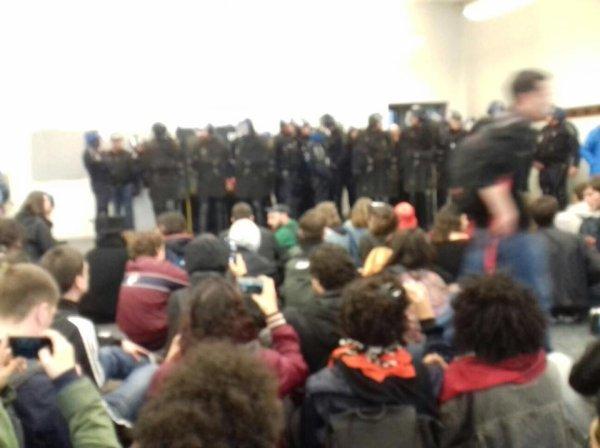 Répression policière et administrative : Communiqué d'occupantes de Nanterre du lundi 9 avril