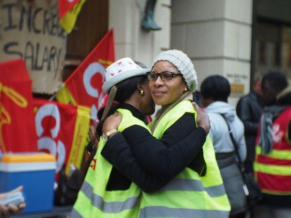 Victoire des grévistes du palace Hyatt contre les ordonnances Macron