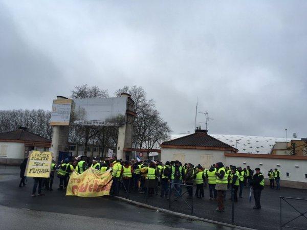 Acte XII, à Limoges : « Non à la Benalla-isation des violences policières »