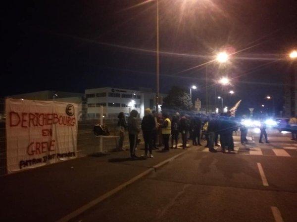 Toulouse. Troisième jour de grève pour les salariés de Derichebourg Atis Aéronautique