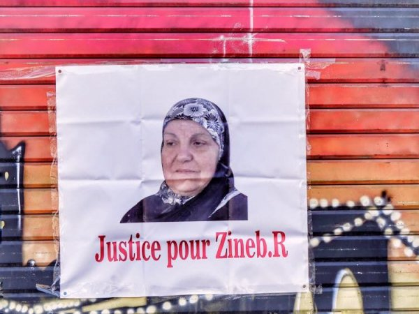 Marseille. A 3 mois de la mort de Zineb Redouane, une marche lui rend hommage et exige justice