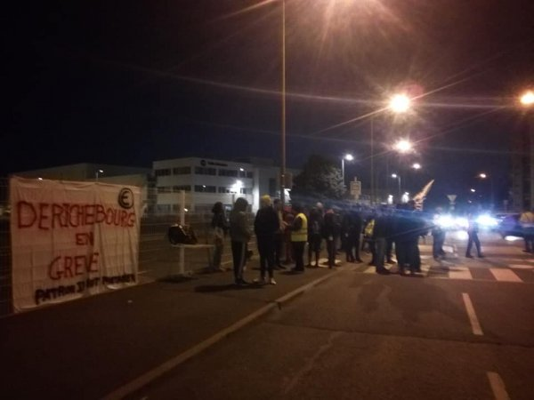 Grève à Derichebourg : « Si tous les syndicats étaient comme ça, il y aurait convergence »