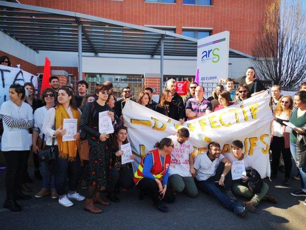 Récit d'une grève victorieuse aux urgences psychiatriques de Toulouse : « nous avons laissé de côté la culpabilité »