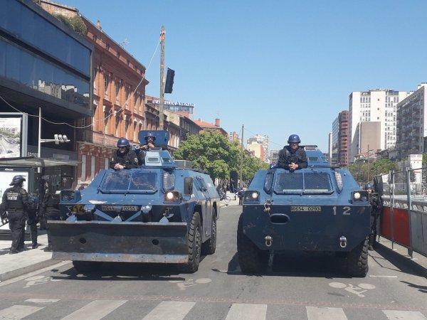 """Toulouse. Répression sans précédent : la loi """"anti-casseurs"""" pour empêcher les Gilets jaunes de manifester"""