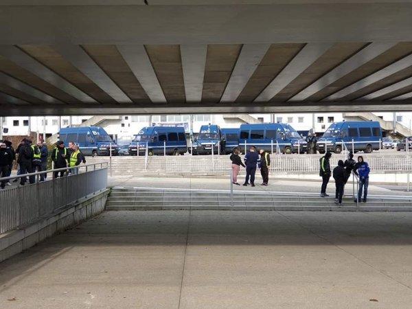 Le Havre : la police tente de casser les blocages