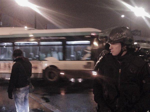Aubervilliers. Un enseignant qui participait au blocage d'un dépôt RATP violemment interpellé
