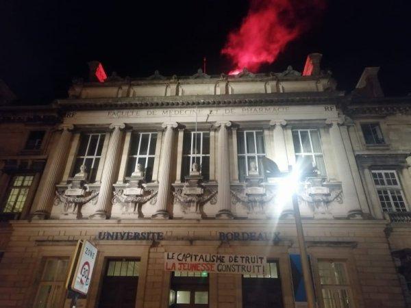 Bordeaux. Les étudiants de la faculté de la Victoire obtiennent le report des partiels !