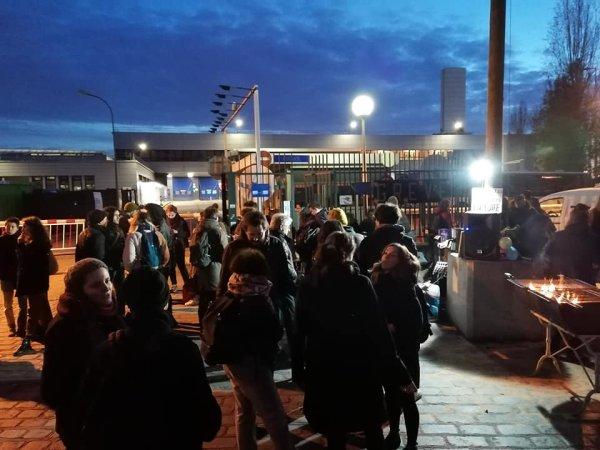 Soutenez la grève des machinistes RATP du dépôt Pleyel en finançant leur caisse de grève !