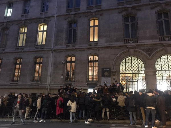 « Même à Louis-Le-Grand, tout le monde déteste Macron »