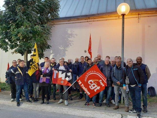 Versailles. Après 43 jours de grève, les postiers à nouveau mobilisés le 6 février