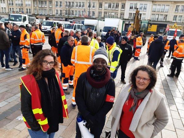 Beauvais : le coronavirus sert de prétexte pour interdire un rassemblement syndical