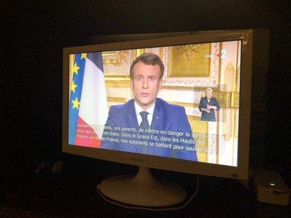 Coronavirus : Macron veut nous discipliner, mais sans annoncer la moindre mesure pour la santé