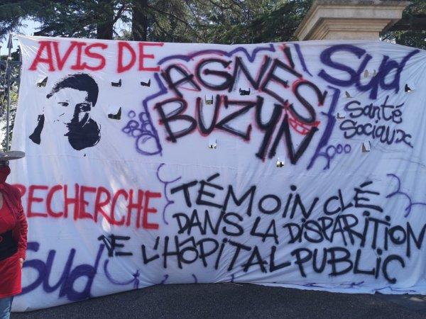 Gironde. Des rassemblements de grévistes hospitaliers : Du fric pour l'hôpital public !