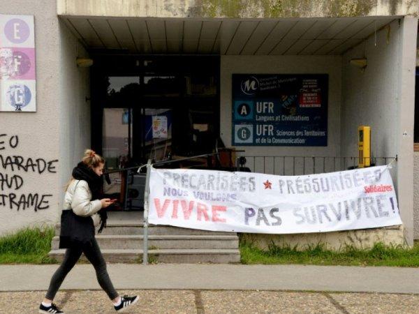 « Écœuré par l'Université » : un précaire témoigne