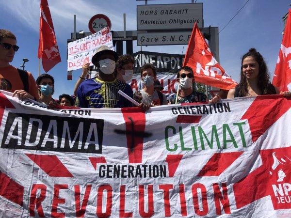 Génération climat, génération Adama : la jeunesse contre les violences policières