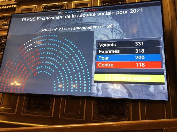 URGENT. Le Sénat remet la réforme des retraites à l'ordre du jour par un amendement surprise