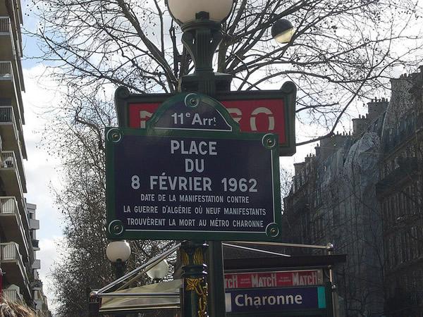 Il y 59 ans, la police massacrait des manifestants à Charonne
