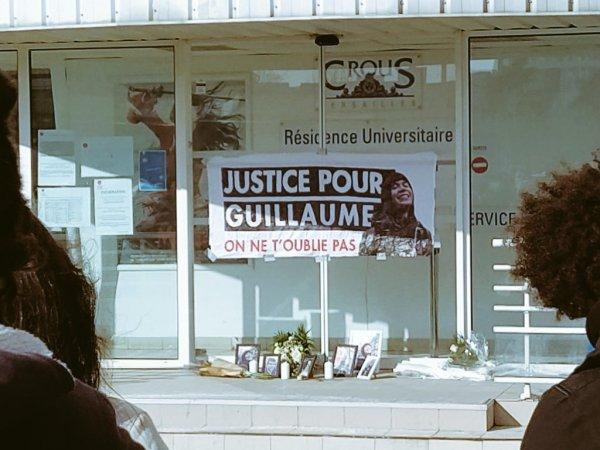 Nanterre. La police réprime l'hommage à Guillaume, étudiant qui a mis fin à ses jours