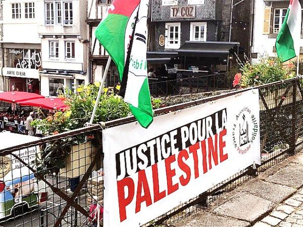 Libérez Bertrand Heilbronn, président de France Palestine Solidarité arrêté par la police !