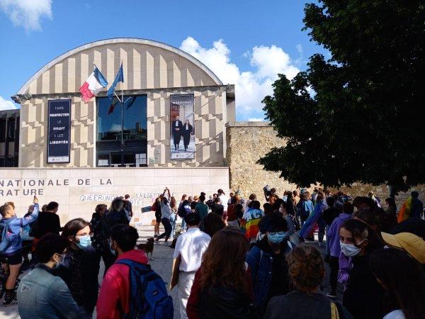 Bordeaux. Rassemblement de 200 personnes contre les LGBTQIphobies
