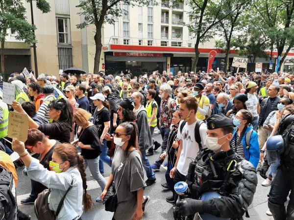 17 juillet : quelques éléments d'analyse sur la mobilisation naissante contre le passe sanitaire