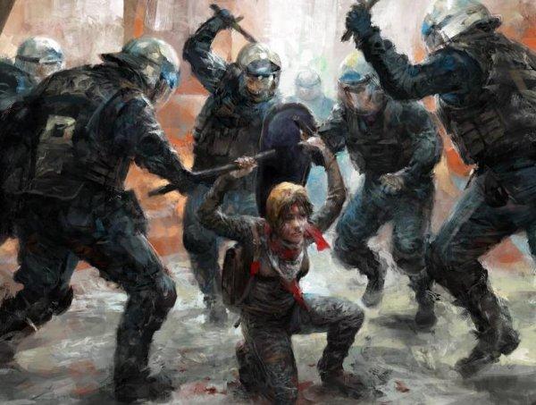 Contre la répression et la violence policière : organisation, action et convergence !