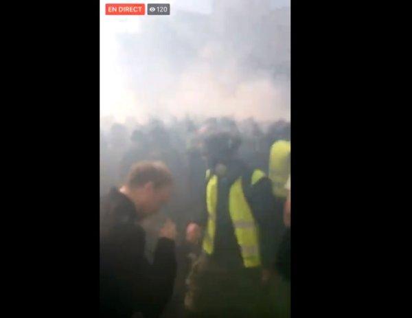 VIDEO. A Toulouse, gazages massifs d'une ampleur sans précédent